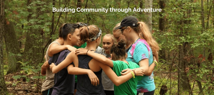 Building Community through Adventure