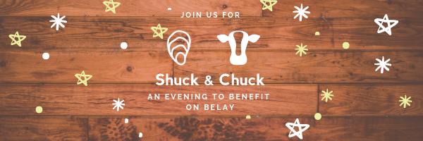 email header Shuck and CHuck